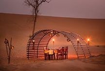 Travel Destinations: Middle East / by Four Seasons Hotels and Resorts