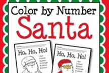 Christmas & Winter-Printables & Learning Fun / by Jenny Beasley