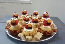 Party Theme- Elmo & Sesame Street
