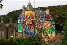 street art / by Laura Lipke-Fesser