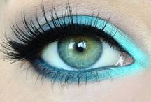 Blue Makeup