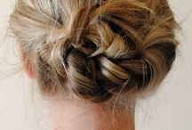 My style: Updos
