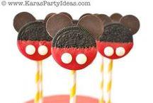 Party Theme- Disney Mickey