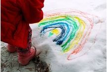 t o d d l e r • p l a y / activities and art projects for 12-36 months / by Andrea @ The Long Way Home