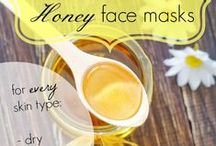 Natural Beauty / Beauty tips using natural, healing ingredients