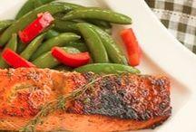 Fish / A heart denotes a tried and true recipe