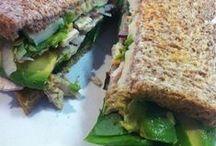 Sandwiches / A heart denotes a tried and true recipe