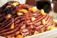 Ham / A heart denotes a tried and true recipe