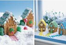 Idea- Gingerbread House