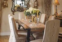 Dining Rooms & Kitchens / by Rosario Peralez