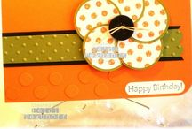 Handmade Cards / by Tricia Beall