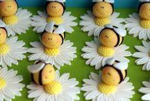 Desert- Cupcake topper