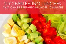 Clean Eating / by Ann Riley