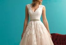 Fall 2015 Wedding Gowns / Check out what we have at d'Anelli Bridal from Fall 2015! Call 303-980-1400 for more information!