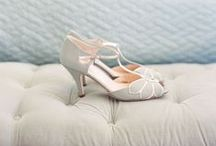 Beautiful Bridal Shoes / Just a little wedding shoe inspiration for every bride out there!