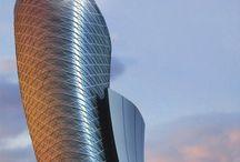 곡선적 건축물 (Curved Architecture)