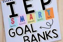 Teaching - IEP Goals