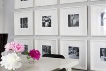 Gallery walls / by Jennifer Jones