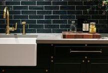 kitchen design + decoration / #interiordesign - kitchen inspiration