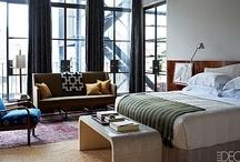 bedroom design + decoration / #interiordesign - bedroom inspiration
