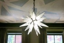 cool ceiling lighting / #interiordesign - lighting for the ceiling of the well-appointed home