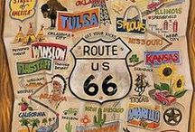 route 66. / by Rebekah Pinson