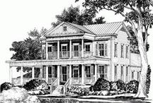 Dream Home / This is my future country estate named Mayberry / by Melissa Knight