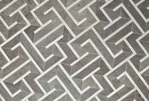 floor treatments + coverings / #interiordesign - alternatives for flooring of the well-appointed home
