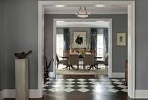 dining room design + decoration / #interiordesign - dining room inspiration