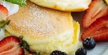 ✲ Breakfast & Brunch / A collection of delicious breakfast recipes to start a wonderful day!