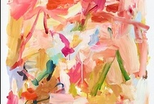 Paintings - The Energy of the Gesture