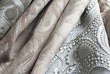 fabrics + patterns / #interiordesign - cool fabrics