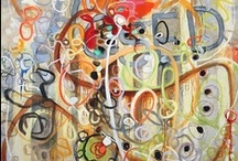 Eccentric Abstraction / by Kathryn Markel Fine Arts