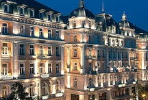 Budapest Royalty: Corinthia Hotel Budapest / First opened in 1896 as the Grand Hotel Royal; Corinthia Budapest – located in the heart of the city – effortlessly combines old world opulence with 21st Century luxury. Follow us and share your #corinthiamoments at #corinthiahotelbudapest  https://www.corinthia.com/en/hotels/budapest