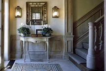 Beautiful Entry's / by JUDITH KELLAR INTERIORS Kellar