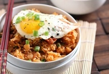 ✲ Rice & Rice Bowls / A collection of rice recipes from around the world.