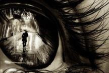 eyes / by Iman Prior