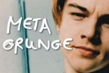 Meta Grunge / Photography & Culture as an abstract form of Grunge.  http://metagrunge.tumblr.com/