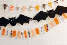 Fall / Halloween Crafts / Halloween and fall craft ideas and recipes / by Haeley Giambalvo / Design Improvised