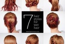 Hair Style Tutorials