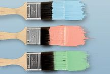 Paint Colors / by Judy Kellar