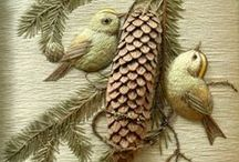 Birds to Embroider 2013