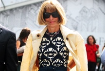 Anna Wintour / by Jules Font