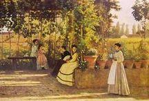 XIX Century in Florence / Macchiaioli, Expats, Risorgimento....