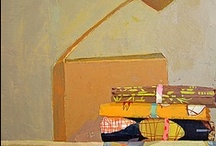 Sydney Licht Paintings / by Kathryn Markel Fine Arts