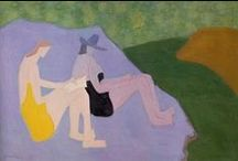 My Favorite Painters - Milton Avery / by Kathryn Markel Fine Arts