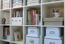 Storage & Organisation