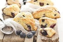 Recipes: Scones / A collection of yumm scone recipes - savory and sweet! / by JustOneCookbook®