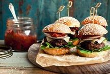 Recipes: Burgers & Fries / A collection of recipes for burgers and fries of all kinds. / by JustOneCookbook®