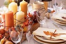 ✲ Holiday - Fall & Thanksgiving / Thanksgiving Recipes and Entertainment Ideas